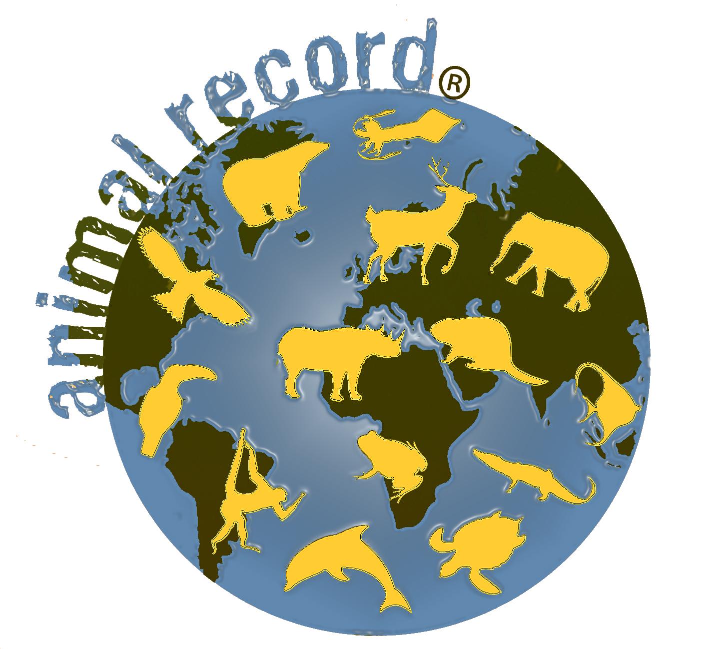LOGO ANIMAL RECORD ®